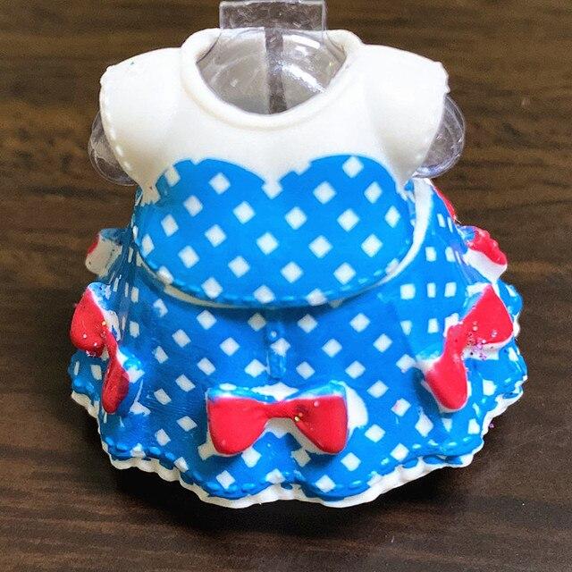 Może wybrać detaliczna 1 sztuka oryginalna sukienka ubrania garnitury dla LOLs 8cm duża siostra lalki zabawki dla dzieci prezent urodzinowy dla niej darmowa wysyłka