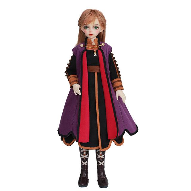 New Arrival Minifee Rens Fairyline Fairyland BJD SD Doll 1/4 Body Girls Boys Toys Eyes High Quality Gift  Resin Anime FL