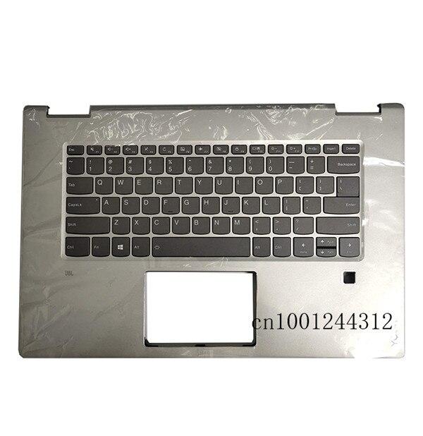 New for Lenovo Flex 3 15 1570 1580 Yoga 500-15 Palmrest KB Bezel Small Enter