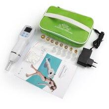 Portatile Microdermoabrasione Diamante Peeling Dispositivo Pore Comedone Acne Rimozione Pelle a Buccia di Diamante Dermoabrasione Facciale di Massaggio