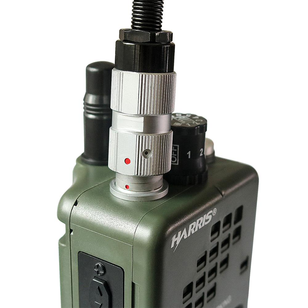 Image 5 - Tactical AN/PRC 152 Harris Military Radio Comunicador Case Model Dummy PRC 152 no function-in Intercom Accessories from Security & Protection