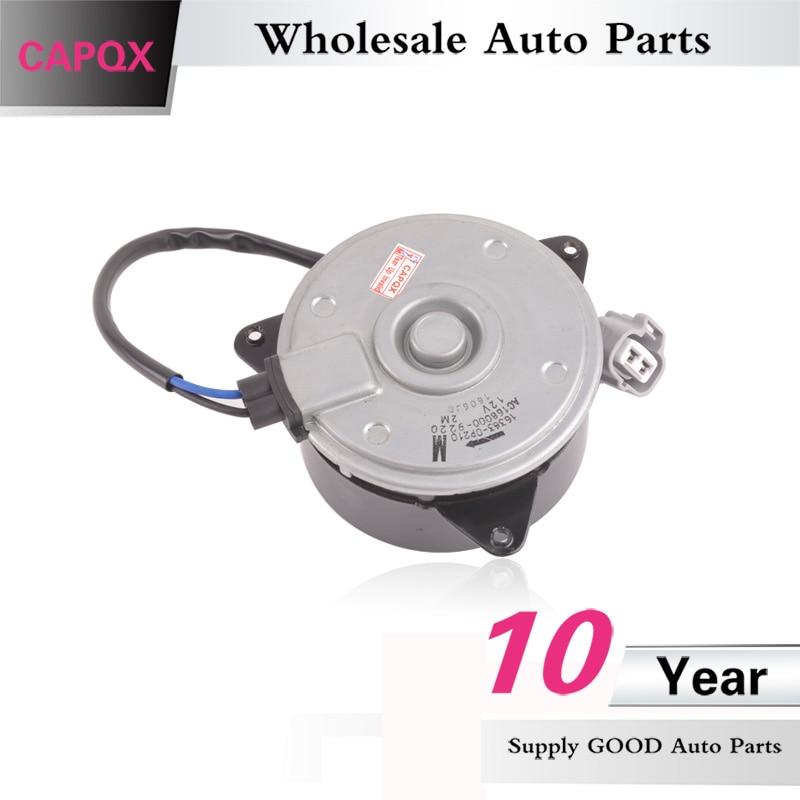 Radiator Cooling Fan For 2004-2005 2009-2012 Mitsubishi Galant
