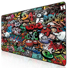 Gaming Mouse Pad Gamer Mousepad XXL Mouse Mat Besar Meja Tikar Keyboard Komputer Permainan Bermain Mat Mause Karpet Gaming Mouse pad(China)