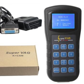 Super Vag K+can 4.8 Odometer Correction Read Security Code Super Vag 4.8 Super Vag K Can 4.8 In Stock Software Version V4.6