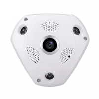 2MP 4MP Panoramic Fish Eye AHD Dome CCTV Camera Indoor Night Vision Home Security Analog Video Surveillance Wide Angle Cameras