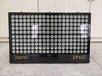 Novo led projector de alta potência smd 30 w 50 100 150 200 led sportlight exterior refletor luz inundação ponto lâmpada externa