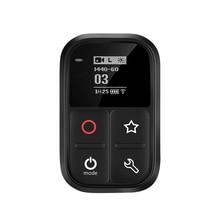 2019 ใหม่กันน้ำ WIFI สมาร์ทรีโมทคอนโทรลสำหรับ GoPro HERO 8 7 6 5 สีดำ 4 3 3 + กล้องอุปกรณ์เสริม