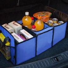 2020 Универсальный Автомобильный органайзер для хранения в багажнике