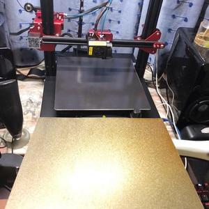 Энергетическая новая Порошковая оцинкованная пей (одна сторона) пружинный стальной лист + Магнитная база флексографская система для 3D прин...