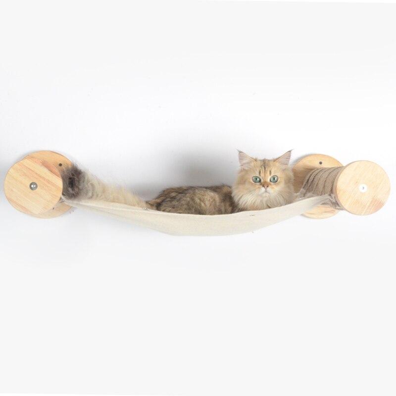 1Pc Quality Cat Scratcher Wall Hammock