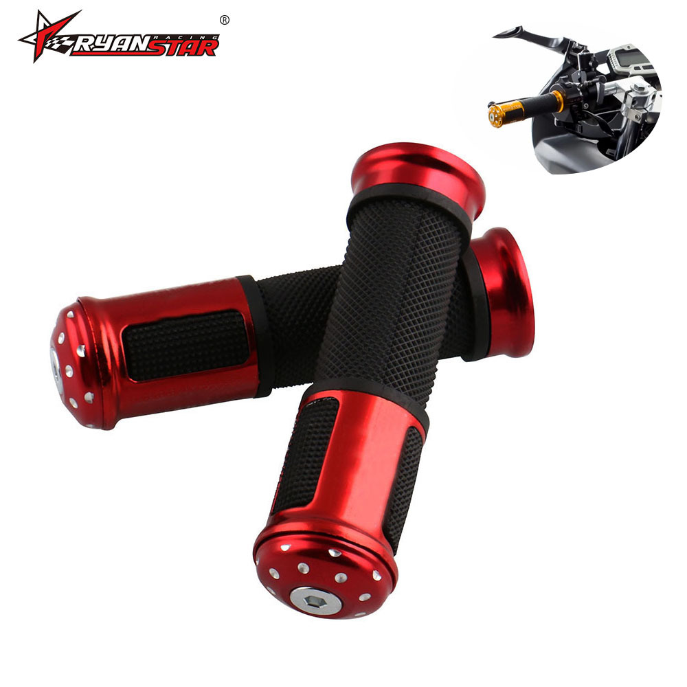 Manufacturers Direct Selling Motorcycle Handle Grip Modified Universal Aluminium Alloy Oiler Throttle Rotating Handle Hand