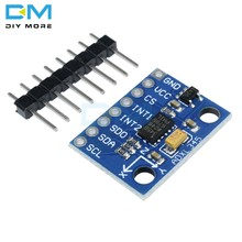 GY-291 ADXL345 Digital Tri-Axis Three 3 Triple Axis Sensor Board Module Acceleration Of Gravity Tilt For Arduino IIC SPI(China)