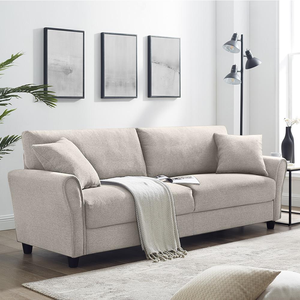 20 Couch Sofa Modern Soft Living Room Sponge Composite Set ...