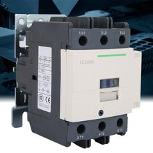 LC1D80 AC Contactor 80A 3 Poles Coil Contactor 220V 50/60Hz Din Rail Mounted 3P+1NO Normal Open стоимость