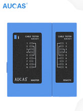 Обжимные Щипцы aucas rj45 тестер локальной сети кабельный трекер