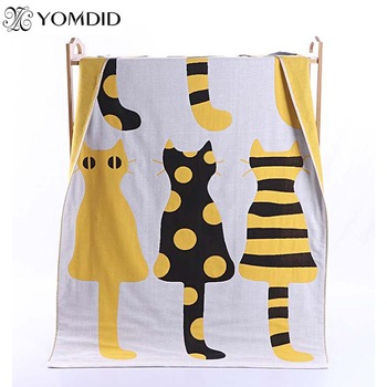 Toalla de dibujos animados para adultos 100% Toalla de baño de algodón textil toalla gruesa grande Albornoz de Hotel Toalla de playa chal niños manta Toallas