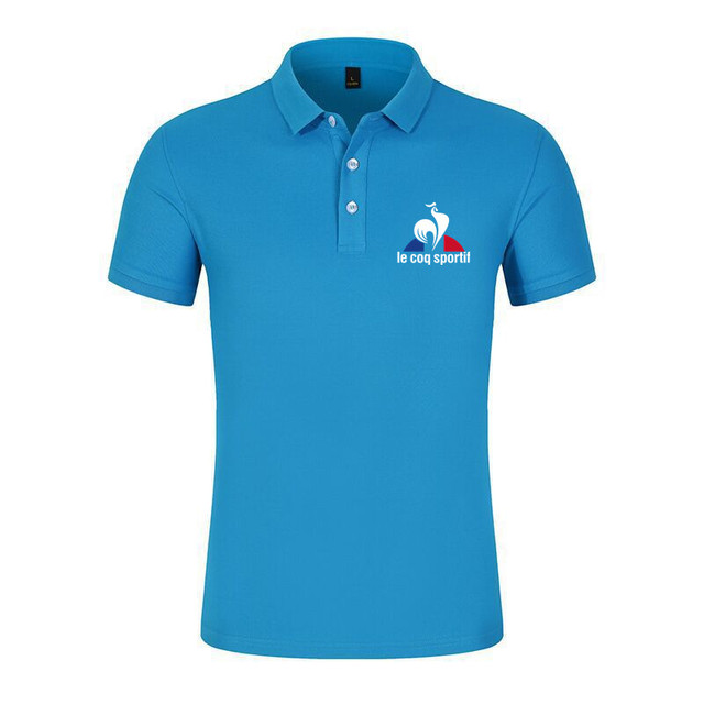 Brand New Men's Polo Shirt High Quality Men Cotton Short Sleeve Shirt Solid Color Brands Jerseys Summer Mens Polo Shirts 4
