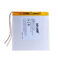 30100100 Best-Battery Tablet Lithium 4500MAH Brand 3-Line Computer Mobile-Power DIY