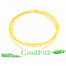 E2000 SC de corde de correction de Fiber APC SC/APC E2000/APC SM Simplex GoodFtth 100 500m
