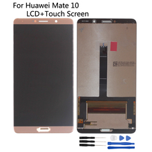 """For Huawei Mate 10 LCD Display Touch Digitizer Assembly Replacement 5.9"""" For Huawei Mate 10 ALP L09 L29 Screen LCD Display suitable for huawei ascend mate 7 l09 mt7 tl10 lcd screen display touch panel digitizer assembly full replacement parts"""