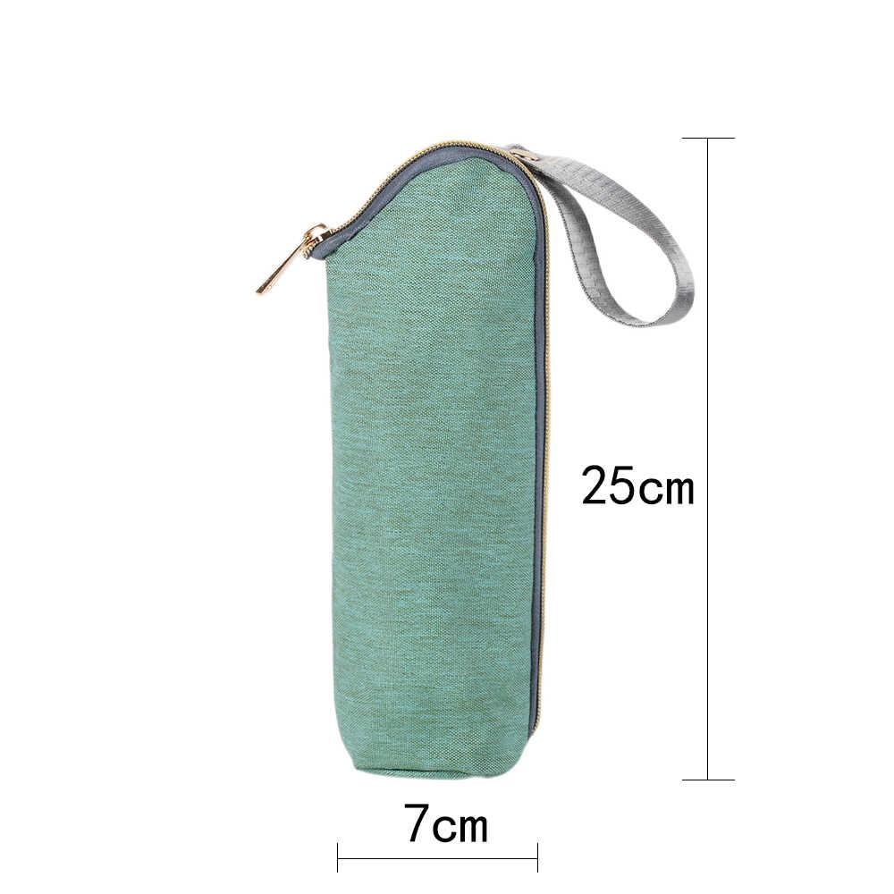 Baby Feeding Milk Bottle Milk Warmer Insulation Bag Thermal Bag Baby Bottle Bolsa Botella Termica Thermos Baby Bottle Holder