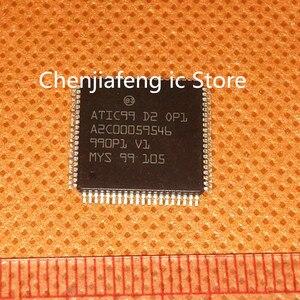 Image 1 - 2pcs~10pcs/lot  New original    ATIC99 D2 0P1   QFP  ATIC99 D2 OP1