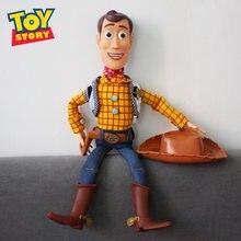 40cm disney movie toy story woody jessie doll model can speak