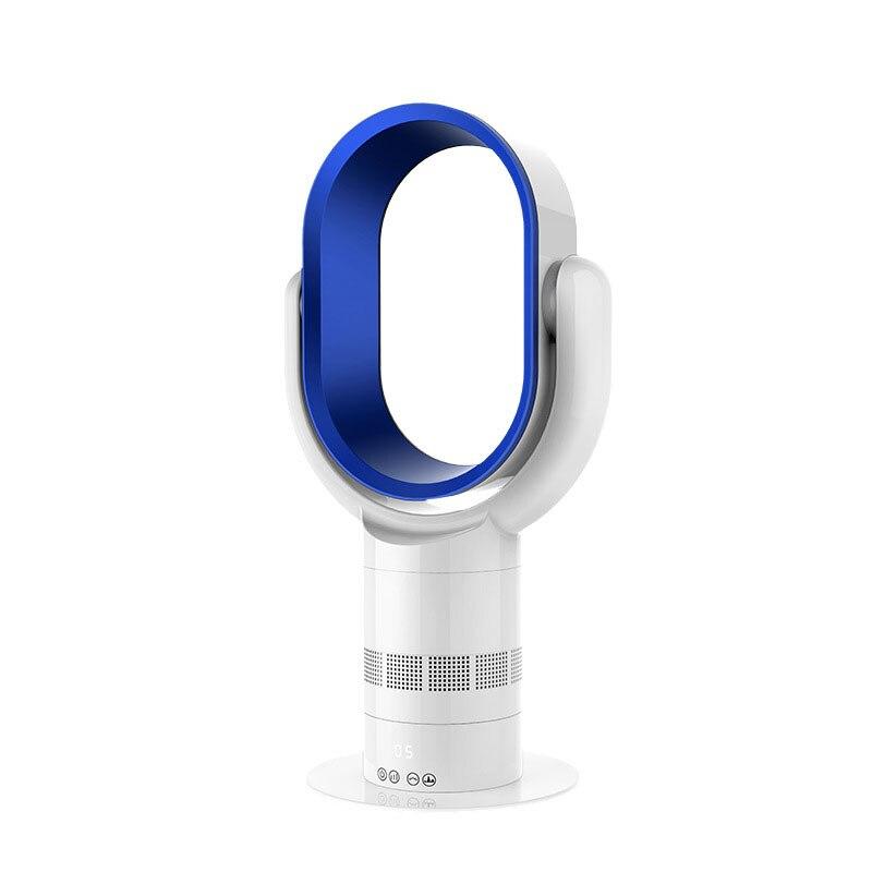 Ventilateur électrique sans lame Ultra-silencieux ventilateur sans lame ventilateur de refroidissement 220V ventilateur de tour de contrôle à distance 360 degrés Circulation d'air Top Quali