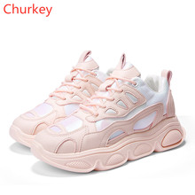 Shoes Woman Sneakers Women Platform Fashion 2018 Spring/Autumn Casual Shoe