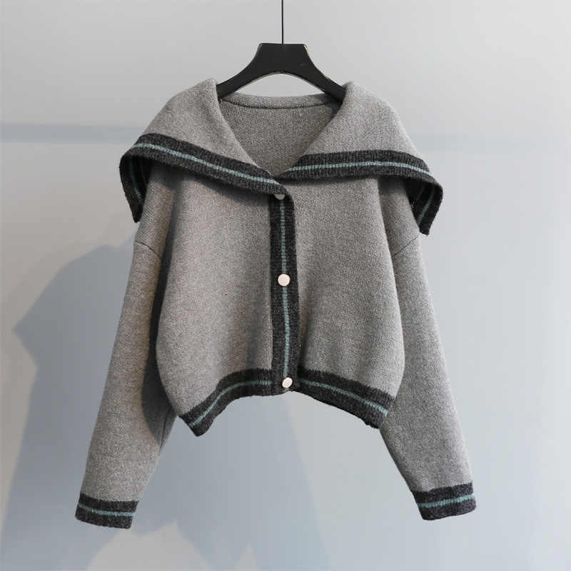 2020 Autumn Winter New Knitted Women Sweaters And Cardigan