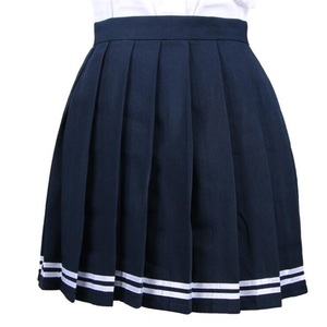 Image 5 - Japanese Pleated Cos Macarons High Waist Skirt Womens Skirts Ladies Kawaii Female Korean Harajuku  Clothing For Women