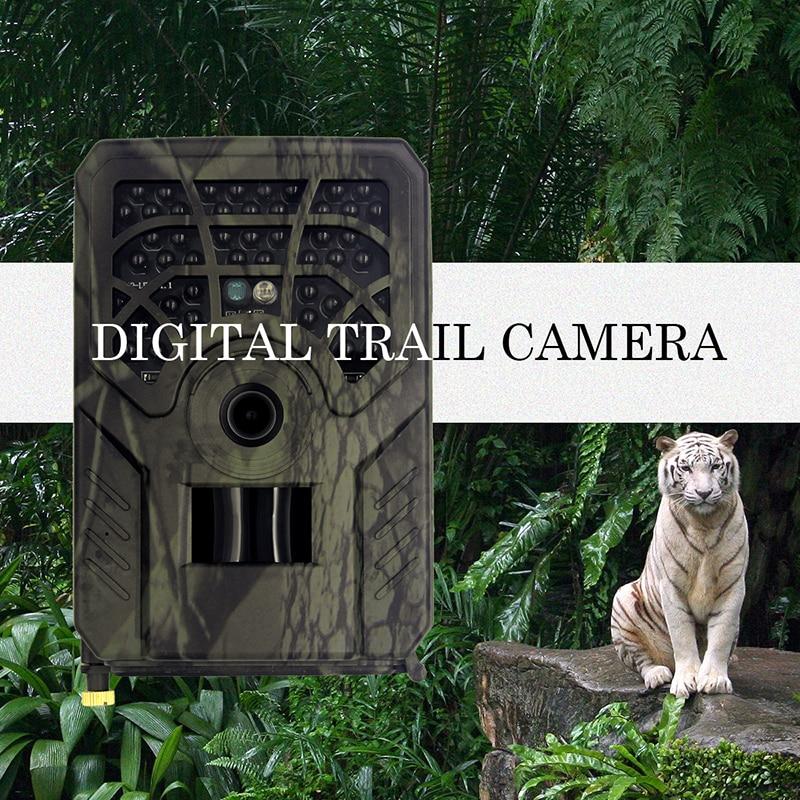 Kind-Hearted Night Wildlife Reconnaissance Camera Photo Trap Tracking Wildlife Camera Tracking Hunting Wildlife Camera Video Surveillance Shrink-Proof