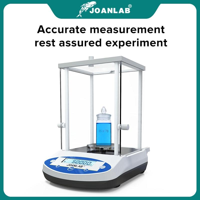 Digital Analytical Balance Laboratory Scales Microbalance Electronic Precision Balance Scale 200g 300g Range 0.001g Resolution 2