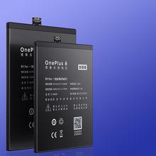 Аккумулятор nohon для oneplus 6 мобильный телефон batarya oneplus6