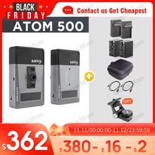 Vaxis ATOM 500 HDMI 1080P передача для камеры Ipad изображение беспроводной видео HD передатчик приемник VS Hollyland mars 400S sdi