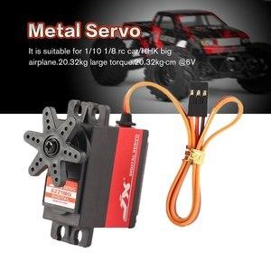 JX PDI-6221MG Metal RC Servo G