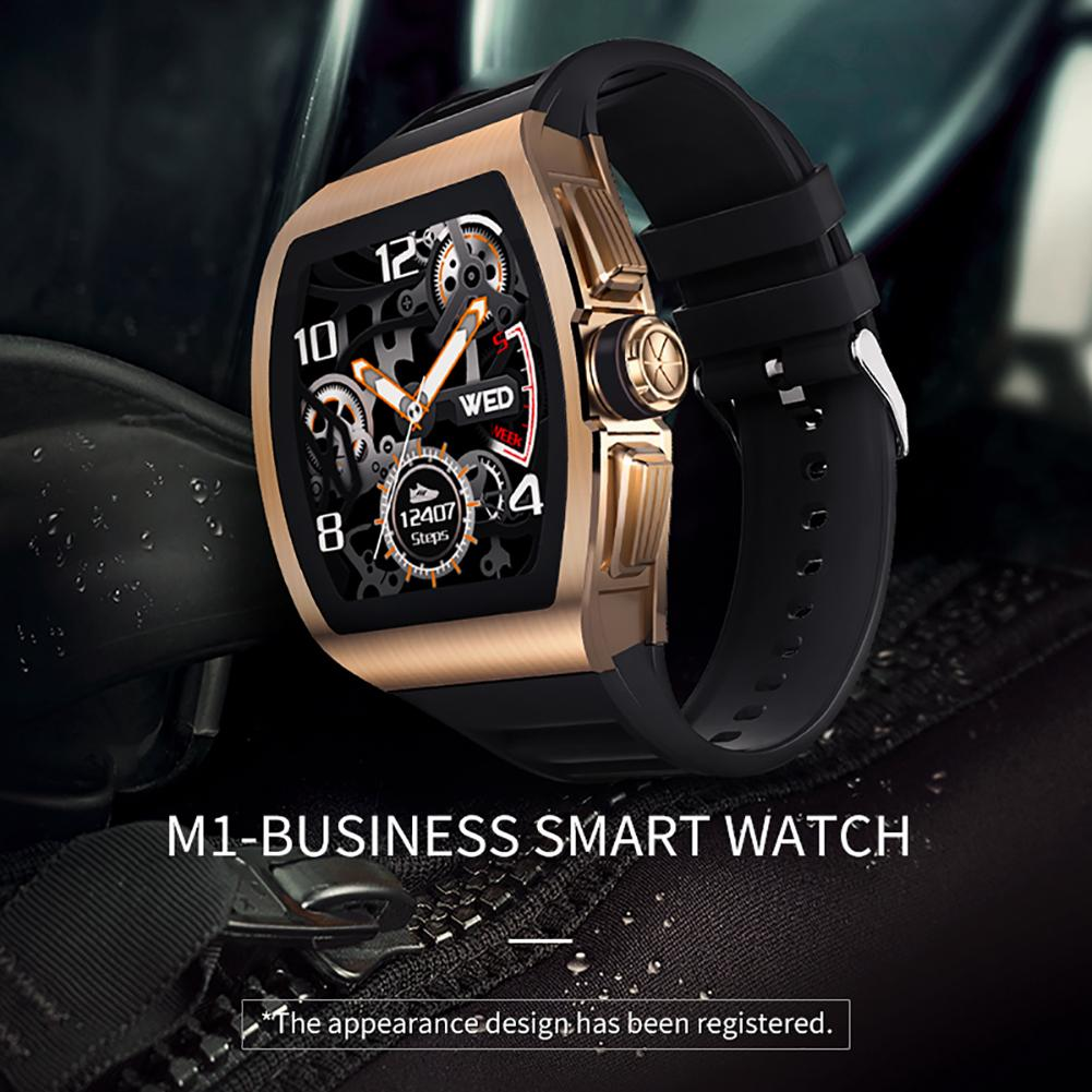Смарт часы ip68 Водонепроницаемый многофункциональный спортивный