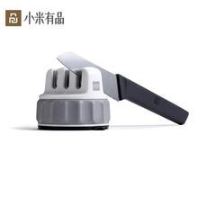 Mijia youpin huohou mini apontador de faca de uma mão afiar super ferramenta de apontador de cozinha de sucção