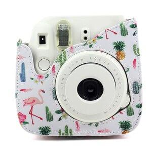Image 3 - Besegad 8 in 1 Durchführung Kamera Tasche Objektiv Filter Rahmen Fotoalbum Aufkleber Clips Hanf Seile Kit Für Fujifilm Instax mini 8 8 + 9