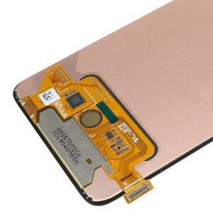 Image 5 - 100% SUPER AMOLED 6,7 pantalla LCD para Samsung Galaxy A70 A705 A705F SM A705MN montaje digitalizador de pantalla táctil + servicio paquete