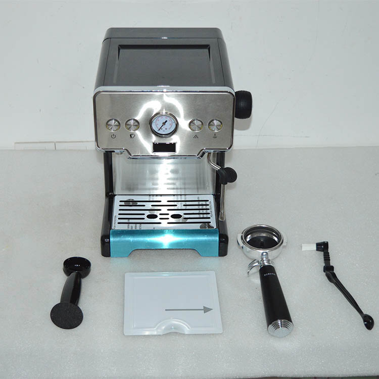 Stainless Steel Italian Espresso Coffee Maker
