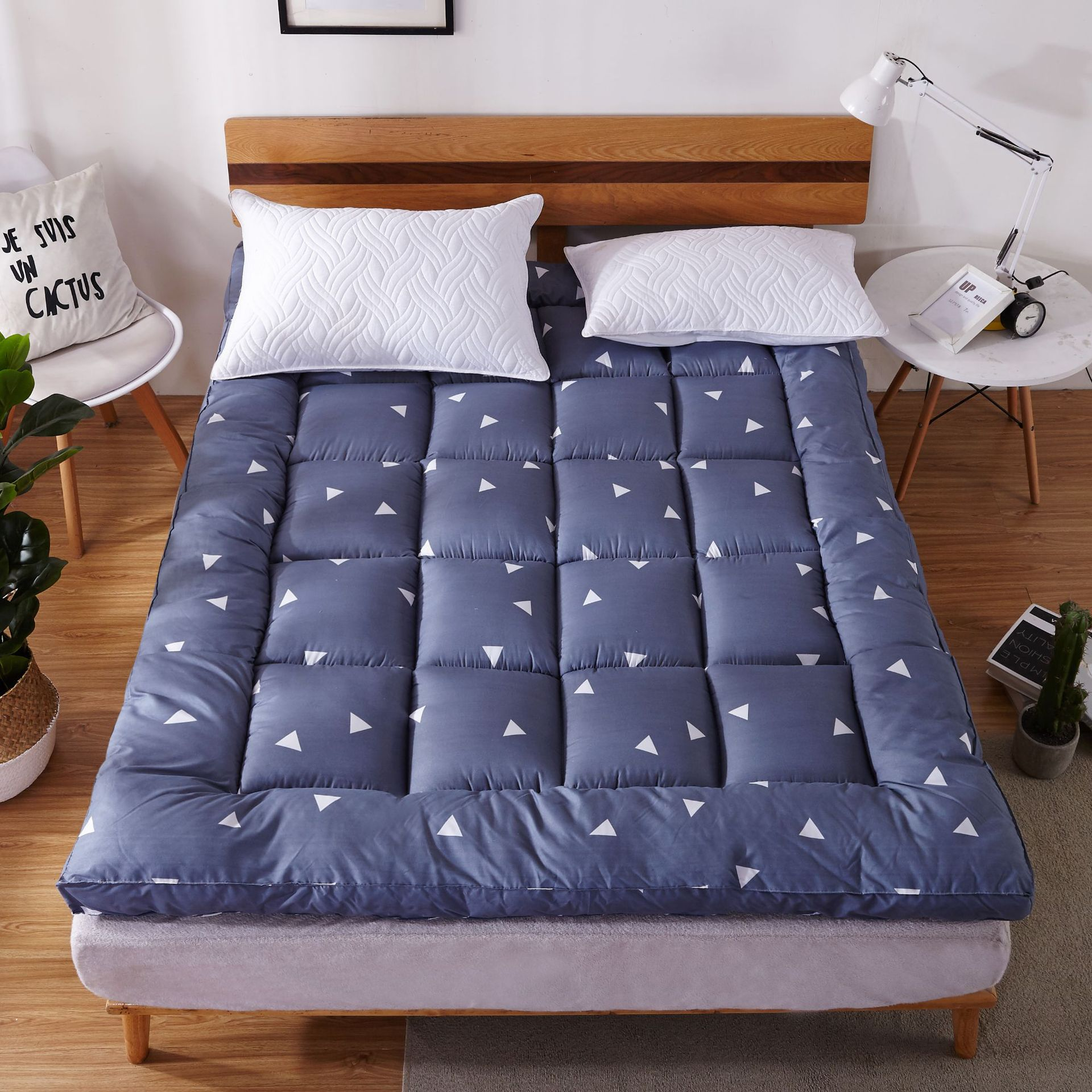 High Quality Hotel Mattress Thicken Keep Warm Tatami Mat Mattresses For Bedroom Sleeping On Floor Mat King Queen Twin Size