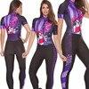 2020 pro equipe triathlon terno camisa de ciclismo das mulheres skinsuit macacão maillot ciclismo ropa ciclismo manga curta conjunto gel 9