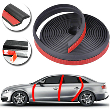 Noise-Insulation Sealing-Strip Trim Door-Seal Weatherstrip-Sound Auto-Rubber-Edging Car-Door