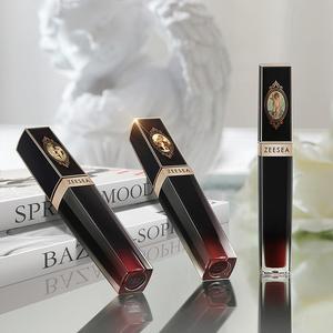 Image 5 - ZEESEA nowy 3 kolory mat aksamit nawilżający odżywczy balsam do ust połysk wodoodporny, długi trwały błyszczyk do ust płyn Lip kosmetyczne