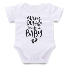 Infant Babies Jumpsuit Boy Girl Cute Cotton Clothing Letter Print Clothing Romper Baby Kids onesize one-pieces Outfits Clothing(China)