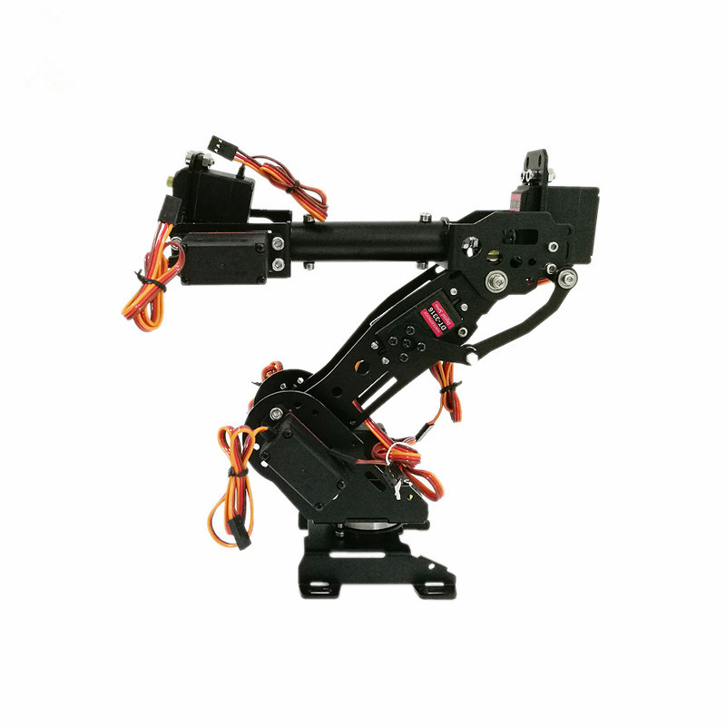abb industrial metal modelo robo servo 03
