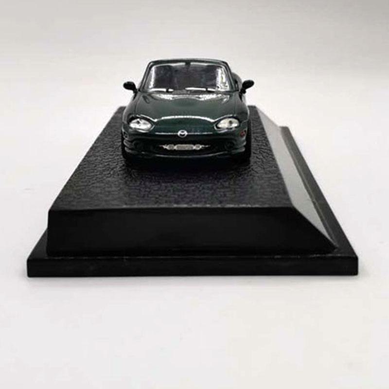 1/43 Scale Metal Alloy Mazda MX-5 Sports Car Auto Model classic <font><b>diecast</b></font> <font><b>vintage</b></font> car Toy Model children Collectable display toys image