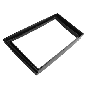 Image 2 - Double 2 Din Fascia for MAZDA MPV Premacy Radio DVD Stereo Panel Dash Mounting kit CD Plate Refit Installation Trim Frame Bezel