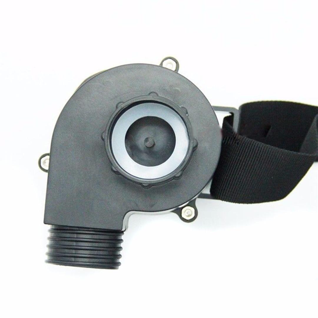 Анти туман электрическая маска + 2 шт фильтр бумага pm2.5 формальдегид активированный уголь пыль запах вторичного дыма Воздухопроницаемый - 5
